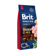 Brit Premium By Nature Adult L 15 Kg Livrare GRATUITA
