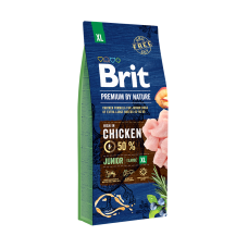 Brit Premium By Nature Junior XL 15 Kg Livrare GRATUITA