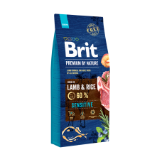 Brit Premium By Nature Sensitive Miel 15 Kg Livrare GRATUITA