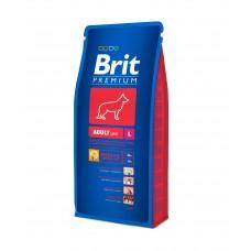 Brit Premium Adult L 15 Kg Livrare GRATUITA