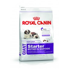 Royal Canin Giant Starter 15 Kg Hrana Uscata Pentru Caini