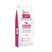 Brit Care Junior Large Breed cu Miel si Orez 12 Kg Livrare GRATUITA