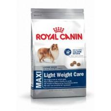 Royal Canin Maxi Light Weight Care 15 Kg Hrana Uscata Pentru Caini