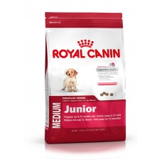 Royal Canin Medium Junior 15 Kg Hrana Uscata Pentru Caini