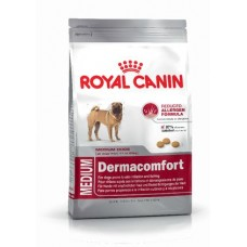 Royal Canin Medium Dermacomfort 10 Kg Hrana Uscata Pentru Caini