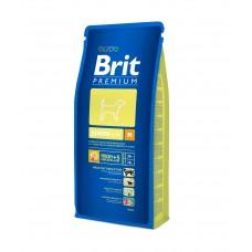 Brit Premium Junior M 15 Kg Livrare GRATUITA