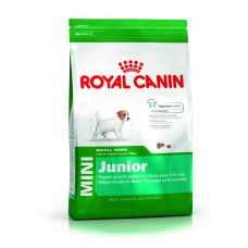 Royal Canin Mini Junior 8 Kg Hrana Uscata Pentru Caini