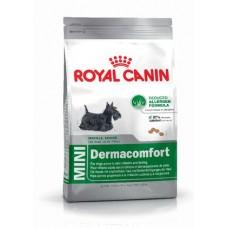 Royal Canin Mini Dermacomfort 10 Kg Hrana Uscata Pentru Caini
