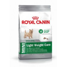 Royal Canin Mini Light Weight Care 8 Kg Hrana Uscata Pentru Caini