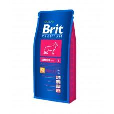 Brit Premium Senior L 15 Kg Livrare GRATUITA