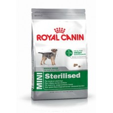 Royal Canin Mini Sterilised Adult 8 Kg Hrana Uscata Pentru Caini
